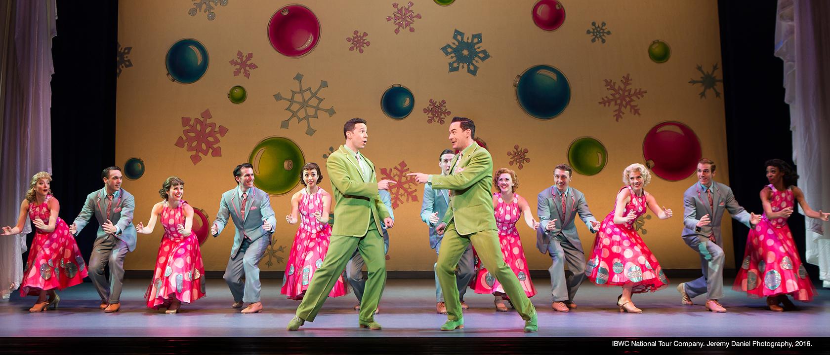White Christmas In Theaters.Washington Pavilion Washington Pavilion