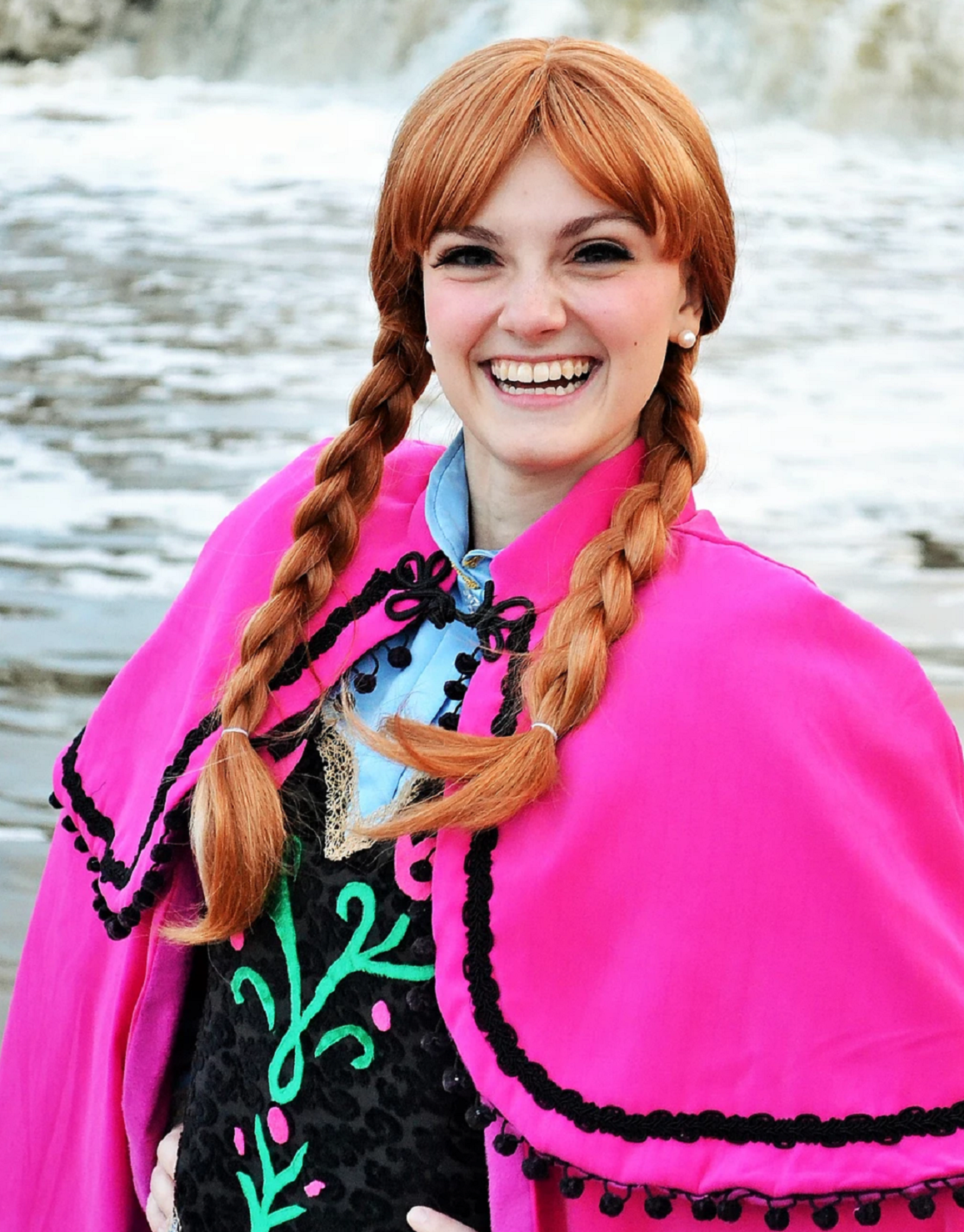 Ice Princess from Simply Ever After Entertainment
